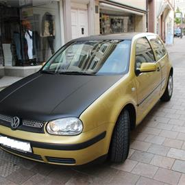 Golf IV - Competition