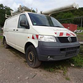 VW Transporter 4 Motion / Ford Ranger Pick-up / Fiesta