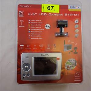 1 3.5 LCD Camera System Chacon