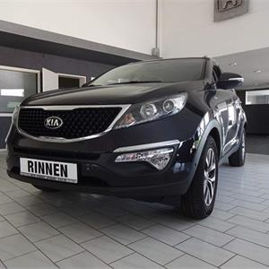 1 Pkw, Kia Sportage 2.0 CRDI Dream Team 4WD