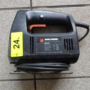 1 Stichsäge Black & Decker BD 531