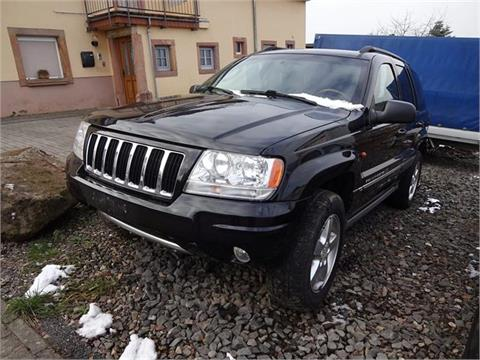 1 PKW, Jeep Grand Cherokee 2.7 CRD Overland